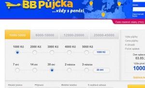 bb-pujcka