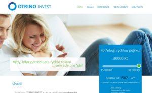 Otrino invest půjčka